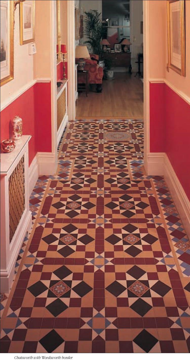 Travertine Tile Pattern Ideas