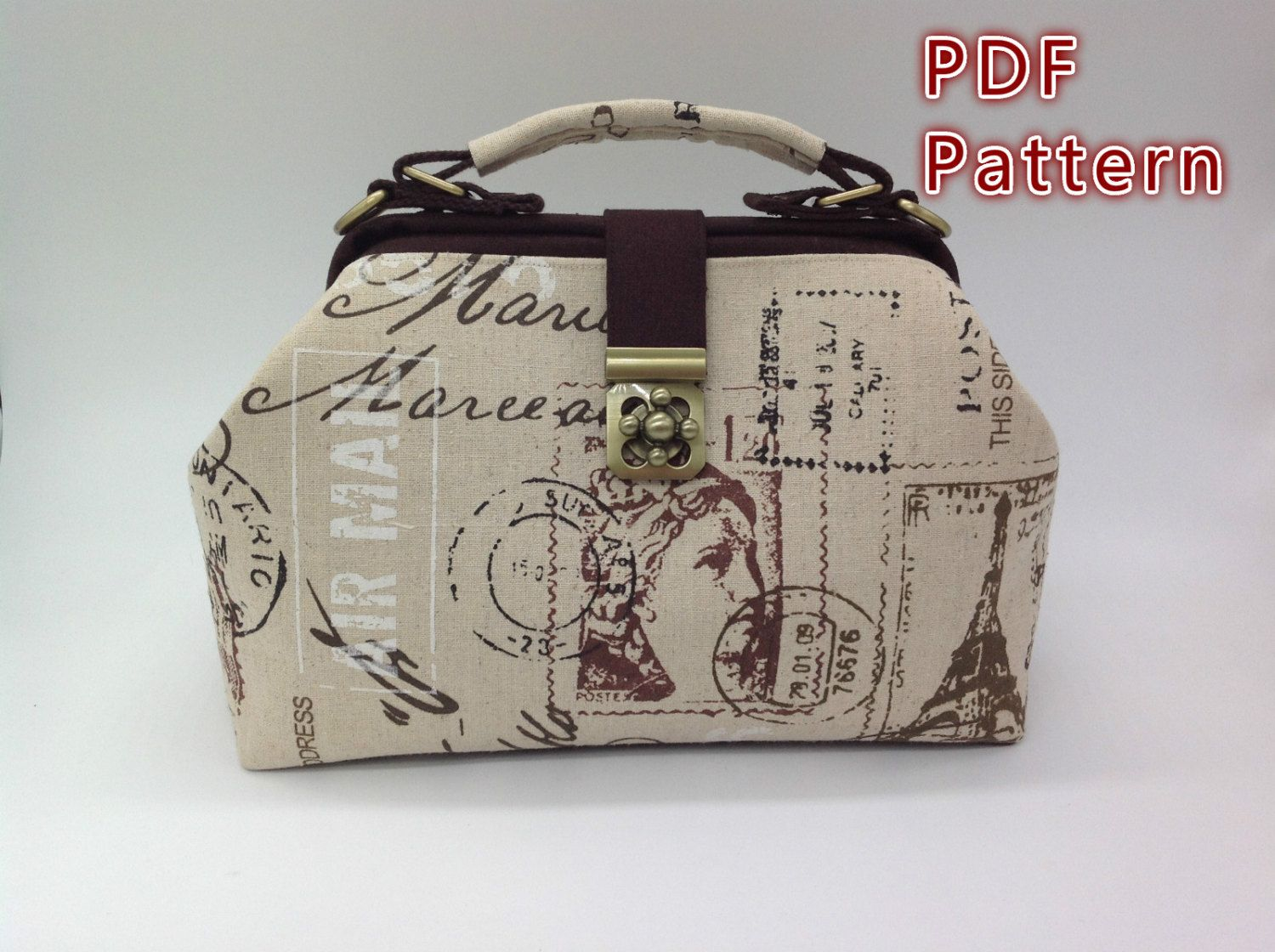 Pdf sewing patterndoctor bag patterndoctor frame bag pattern pdf sewing patterndoctor bag patterndoctor frame bag pattern diy bag pattern bankloansurffo Gallery