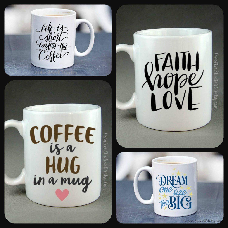 15oz Custom Coffee Mugs Coffee Mug Cute Coffee Cups Unique Coffee Mug Girly Coffee Cup Funny Quotes On Mugs Cute Coffee Cups Mugs Funny Coffee Cups