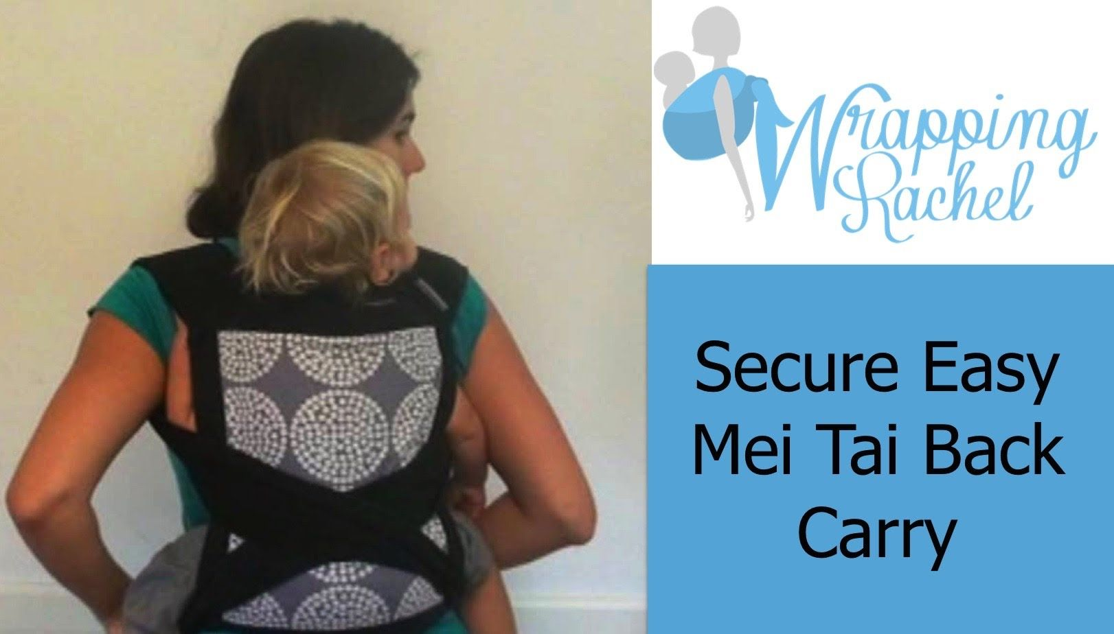 8412a12238c Secure and Easy Mei Tai Back Carry Method