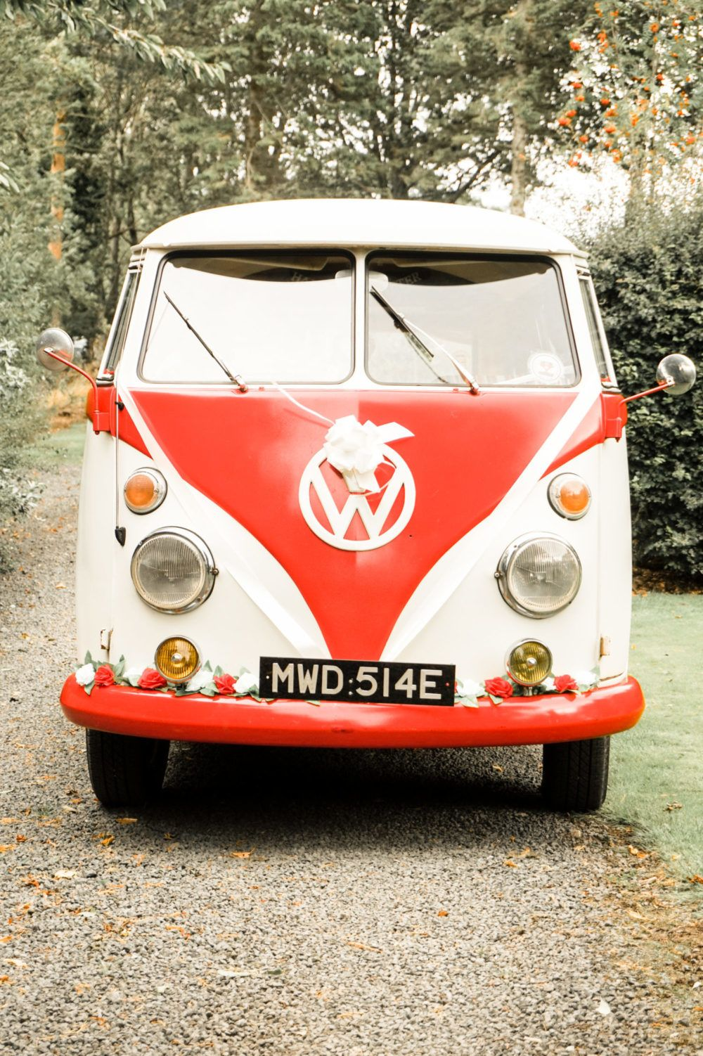 Photo Gallery Of Our VW Photo Booth Wedding car hire