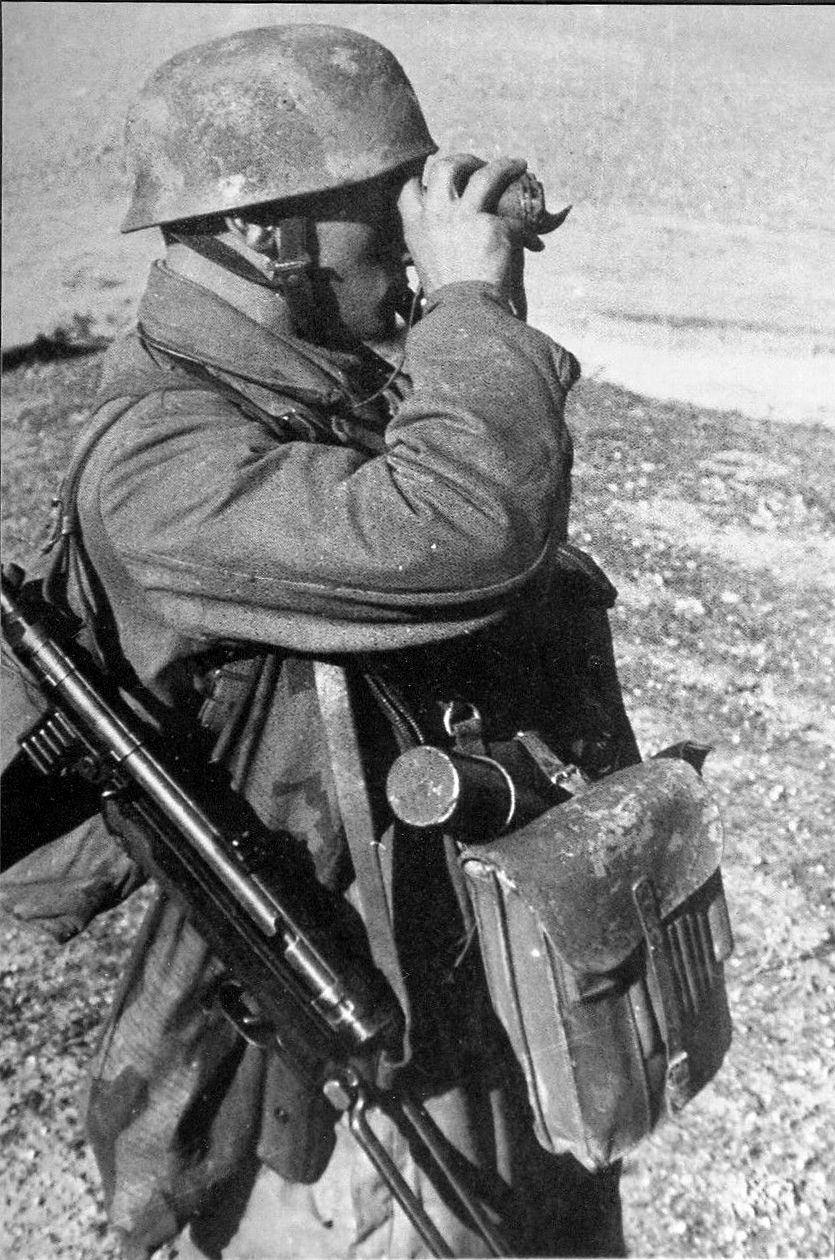Image result for ww2 german soldier with binoculars
