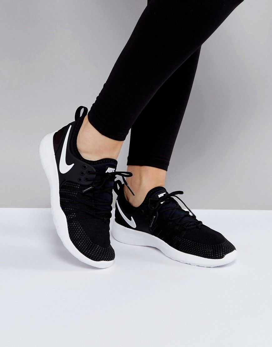 Buy it now. Nike Training Free Tr 7 Trainers In Black ...