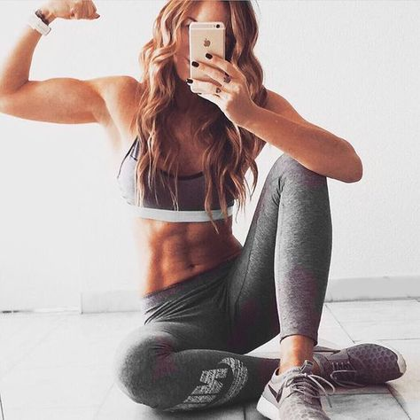 21-Day Get Fit Plan - Start Today! #fitness #workout #skinnyms