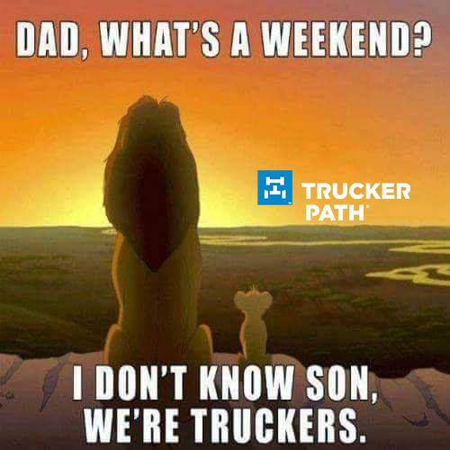 Www Truckerpath Com Funny Trucker Memes Semi Truck Us Trailer Can Sell Used Trailers In Any Condition To Or From Y Trucker Humor Truck Quotes Trucker Quotes