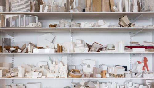 Architectural Models - Studio Libeskind