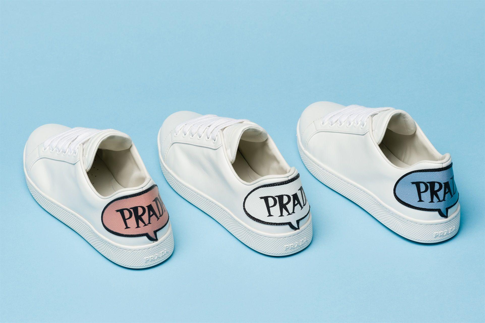 Prada Prada Chaussures Fumetto lRZ1yf3D