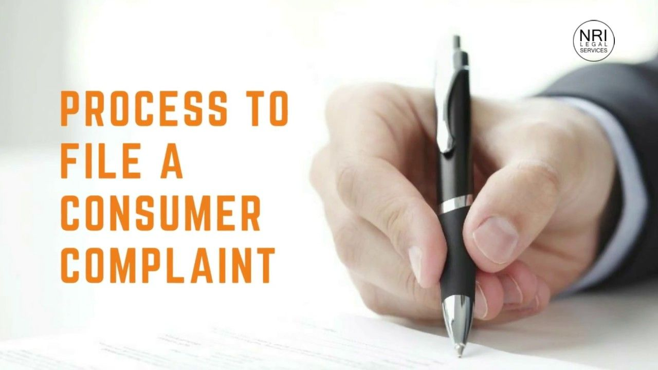 How to file a Consumer Complaint in India? A Consumer