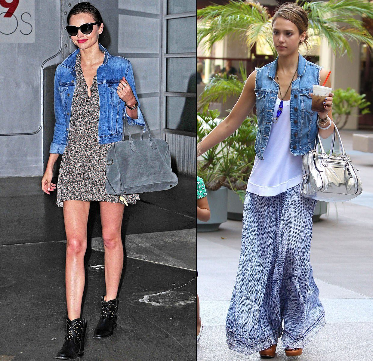 How to Wear a Denim Jacket or Vest in the Summer | Denim jackets ...