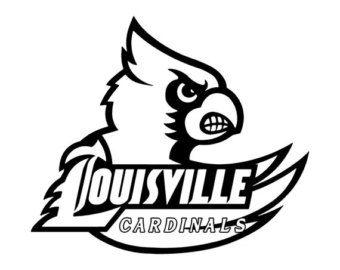 Louisville Cardinals Logo Coloring Pages Sketch Coloring Page Louisville Cardinals Louisville Cardinals Basketball Cardinals