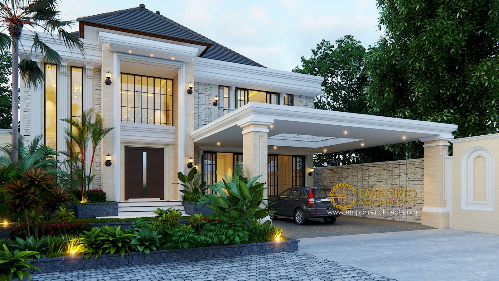 Desain Rumah Bapak Gatot Di Yogyakarta Emporioarchitect