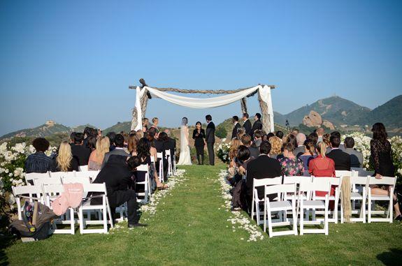 Wedding A Gorgeous Saddlerock Ranch