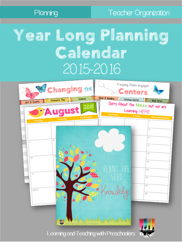 Year Long Planning Calendar Dont Start Your Year Off Overwhelmed