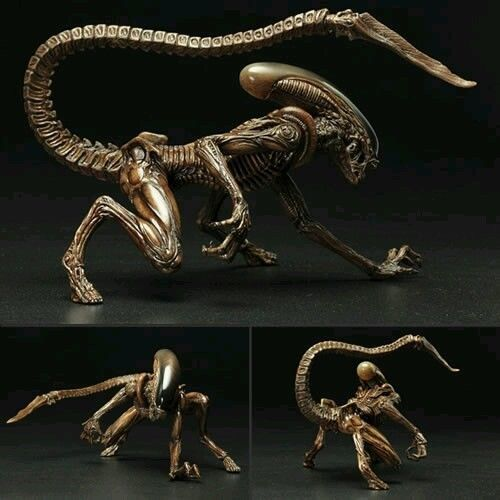 Alien 3 Movie: Kotobukiya Alien 3 Xenomorph Dog Alien 1/10 Scale ArtFX
