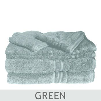 Charisma Bath Towels Delectable Charisma® 100% Hygro Cotton 674 Gsm 6Pctowel Set  Bathroom Decorating Design
