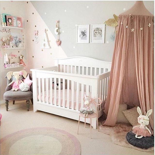 acc: @abbegaylekinsey ❁ | her nursery | Pinterest