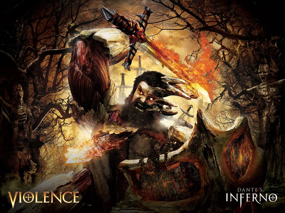 7th Circle - Violence