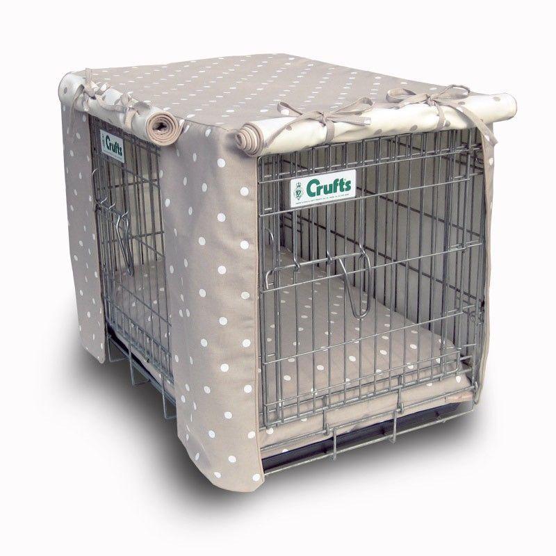 Hugo Hennie Dog Crate Cover 2 Door Medium Dog Crate Cover Dog Crate Crate Cover