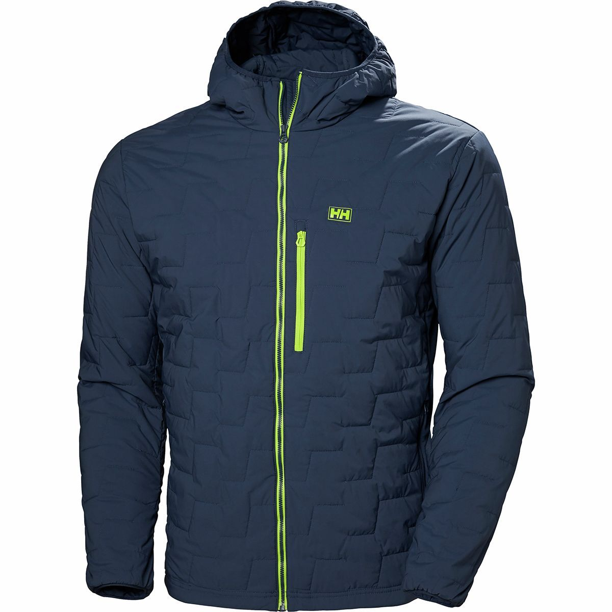 Photo of Lifaloft Hooded Stretch Insulator Jacket – Men's