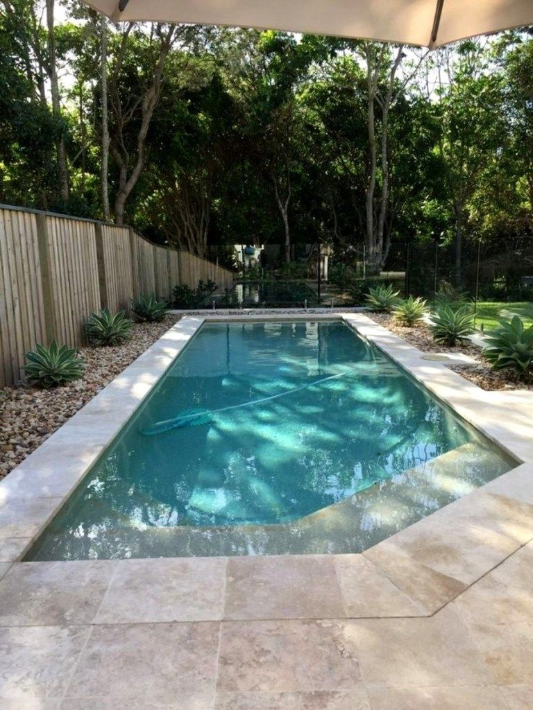 12 Modern And Relax Backyard Pool Ideas Homygarden Backyard Pool Designs Small Pool Design Backyard Pool Landscaping