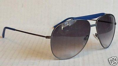 Emporio Armani men aviator style sunglasses made Italy