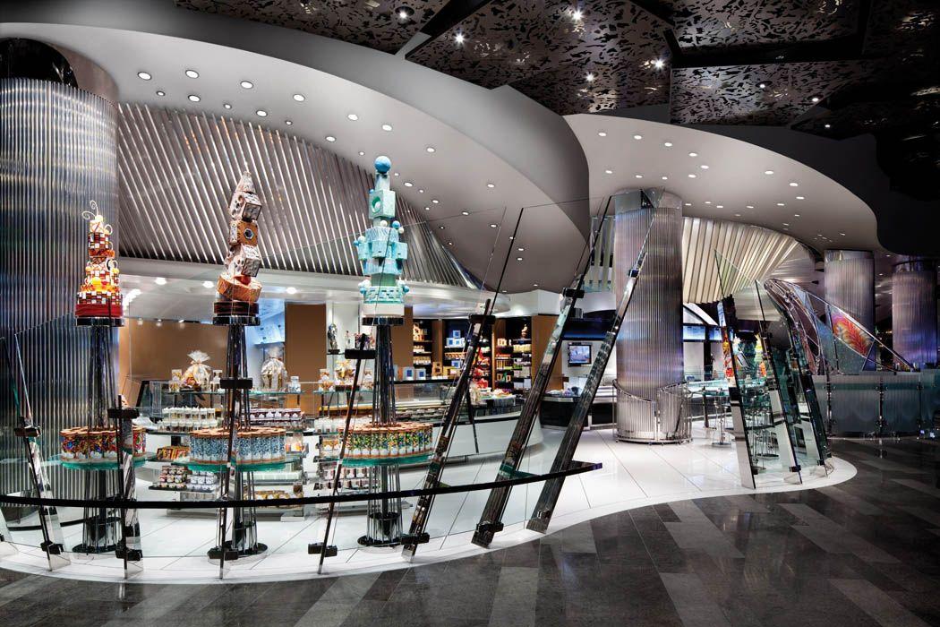Boutique Chocolate Shop Design