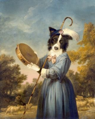 Collection1 Pet Portraits, Custom pet art by european