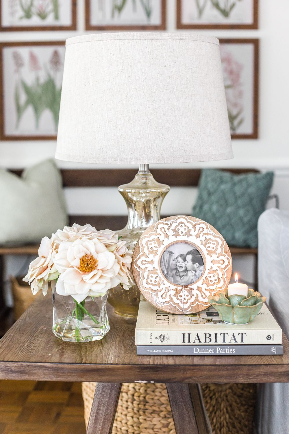 Photo of Simple Spring Home Tour