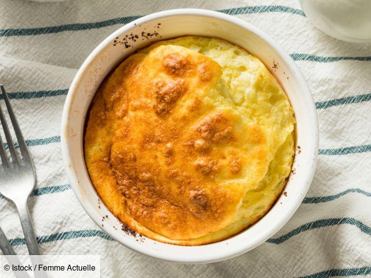 Tous en cuisine : la recette du soufflé au comté de Cyril Lignac