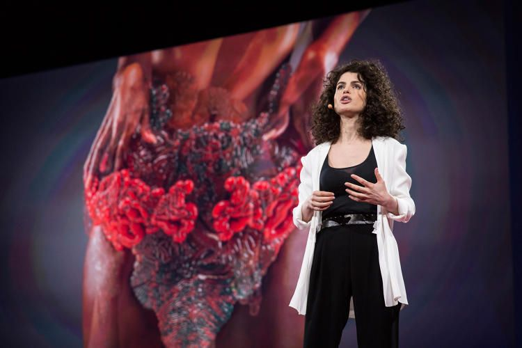 From MIT's Neri Oxman, The (Far-Flung) Future Of Wearables | Co.Design | business + design