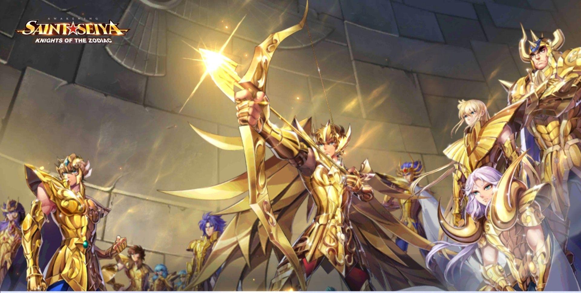 Pin En Saint Seiya Awakening Knights Of The Zodiac