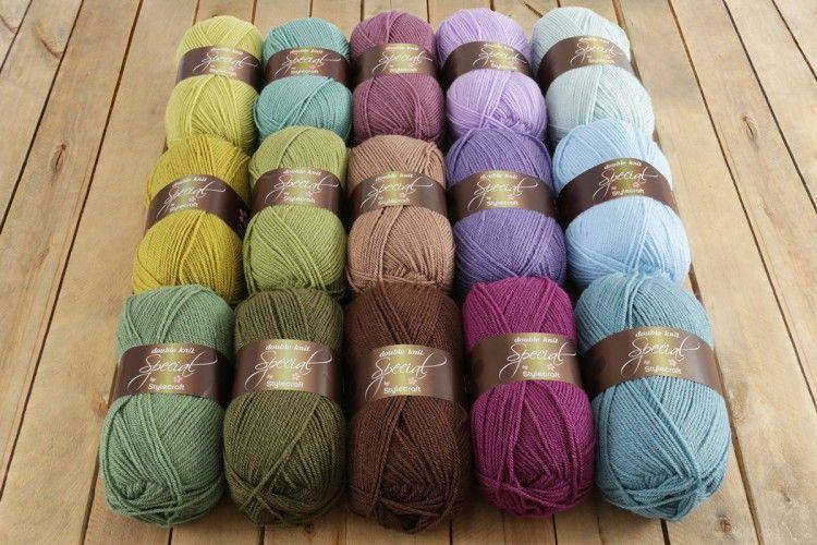Attic24 Moorland Crochet Along Stylecraft Special Dk 15