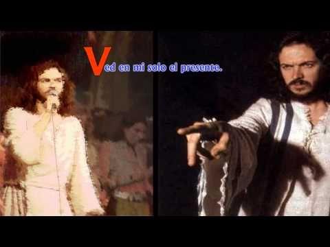 Camilo Sesto Jesucristo Superstar En Vivo 1 Youtube Camilo Sesto Camilo Jesucristo