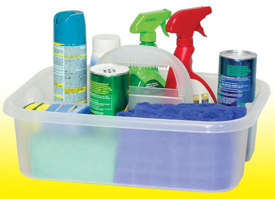 Tote Caddy 09185 Cleaning Caddy Cleaning Supplies Cleaning