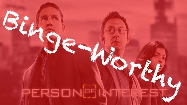 Bingeworthy Person of Interest || Page and Screen #tv #netflix