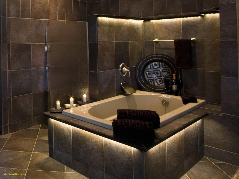 Led Bathroom Light Fixtures With Elegant Sempria High End Led ...