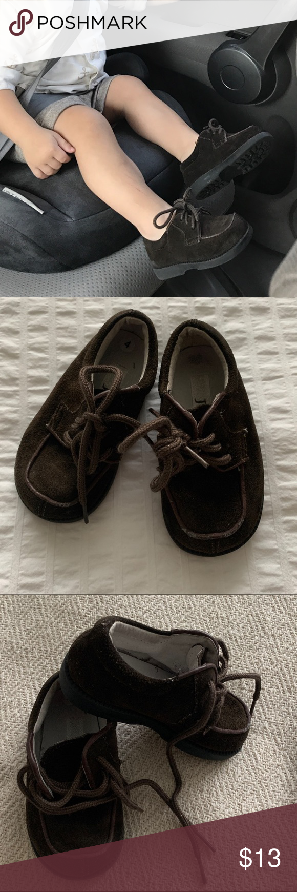 7b0add3373180 Josmo walk shoes ( baby boy) Size 4 Very cute shoes. Real leather(suede)  Josmo Shoes Baby   Walker