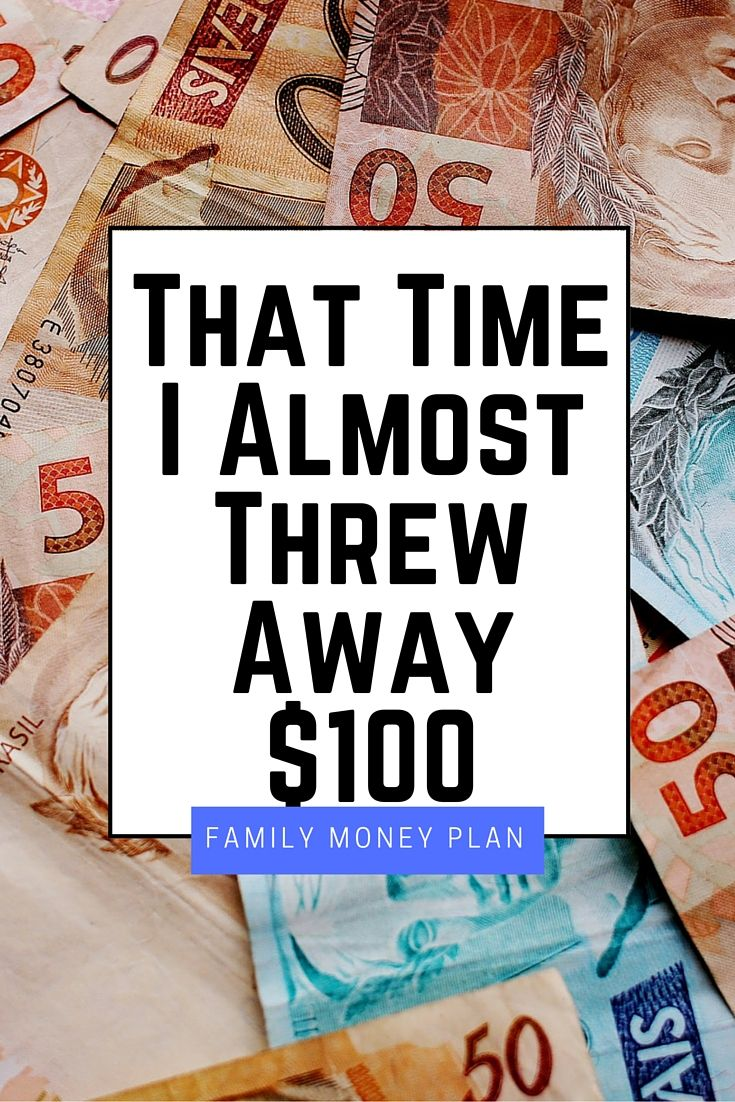 When It Comes To Saving Money You Need To Be On The Lookout For Every Chance To Keep Money In Your Pocket Here S How Money Lessons Saving Money Family Money
