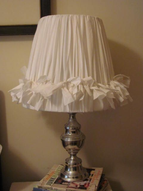 Need A New Lamp This Was Br With An Ugly Shade For 10 At Thrift I Sprayed The Base Water And Looking Gl Paint