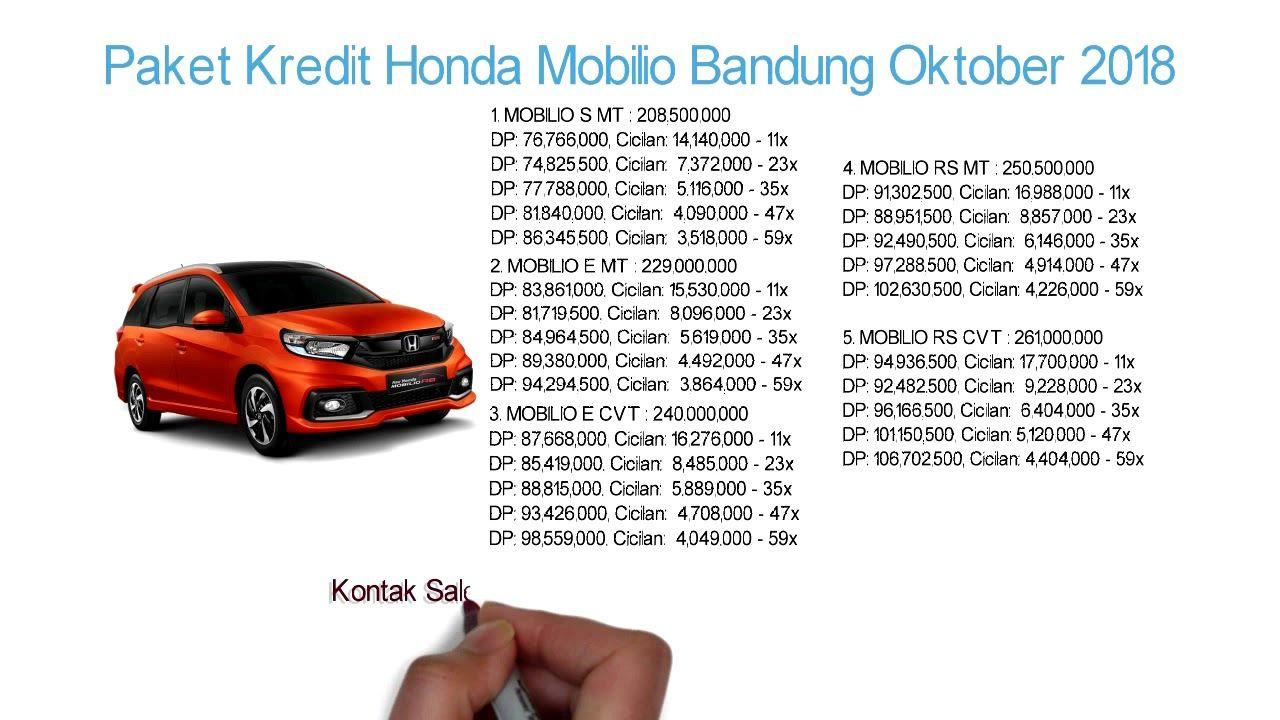 Kelebihan Kekurangan Harga Honda Mobilio 2018 Spesifikasi