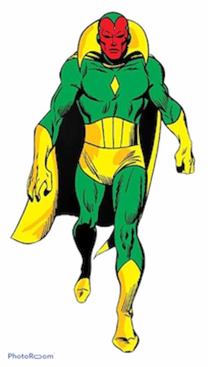 Vision Vision Marvel Comics Marvel Comics Superheroes Marvel Comics