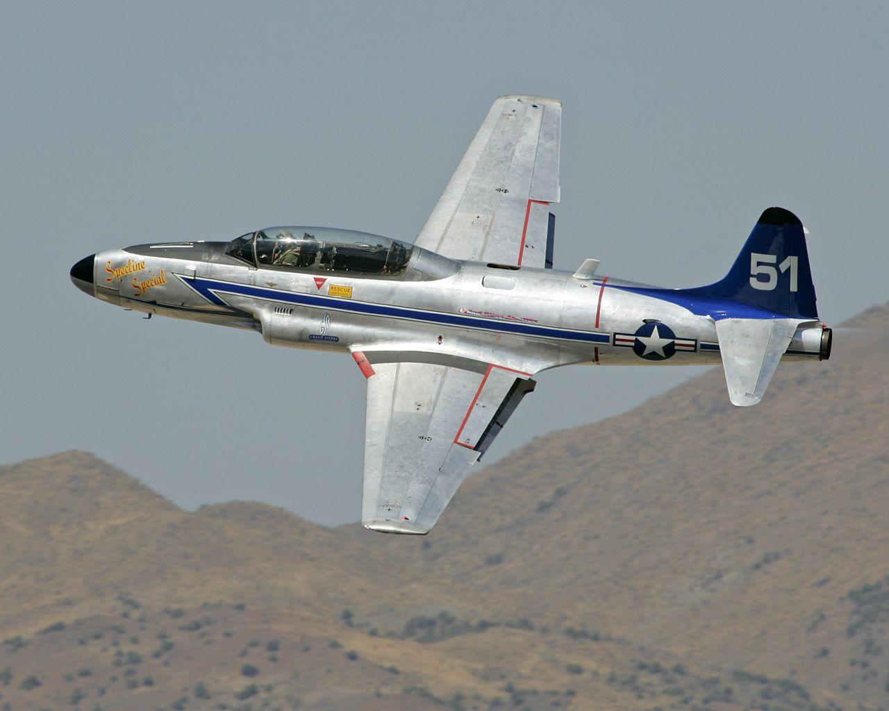 Speeline Special T33 Jet Class Air race, Aviation
