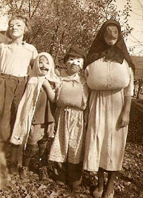 Vintage Halloween Costumes Old Halloween Costumes Vintage