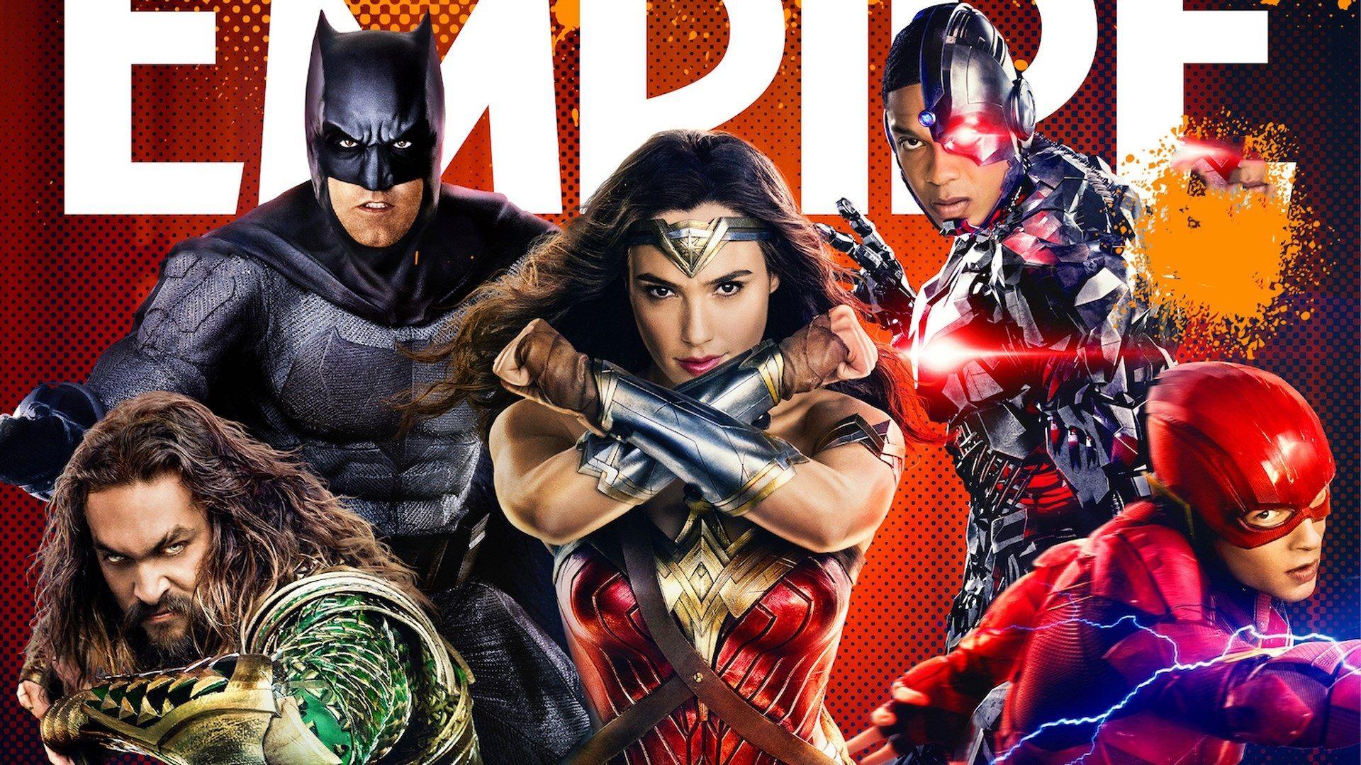 1920x1080 Justice League Full Screen Wallpaper Hd