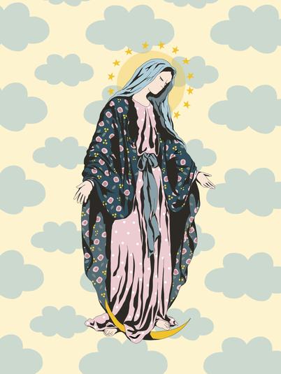 Nossa Senhora Das Graças Ii Tumblr Pinterest Holy Mary Mother