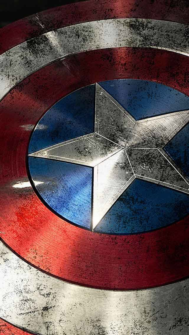 Captain America Shield Iphone 5 Wallpaper Extra Stuff I Like