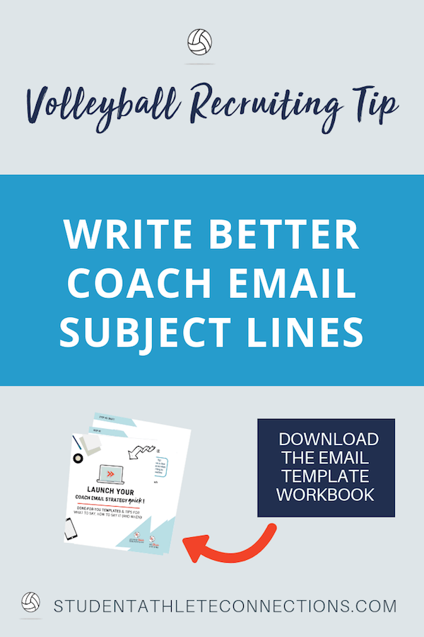 Tips For Writing To College Coaches With Email Templates
