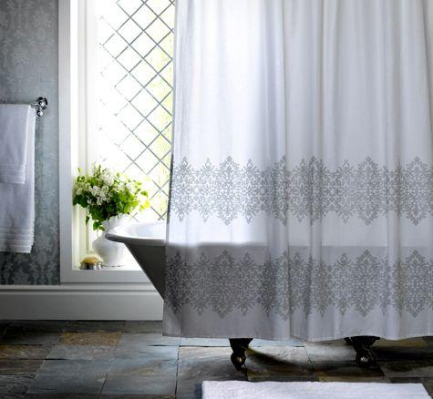 Stone Tile Claw Foot Tub Heaven In A Bathroom Pretty Shower