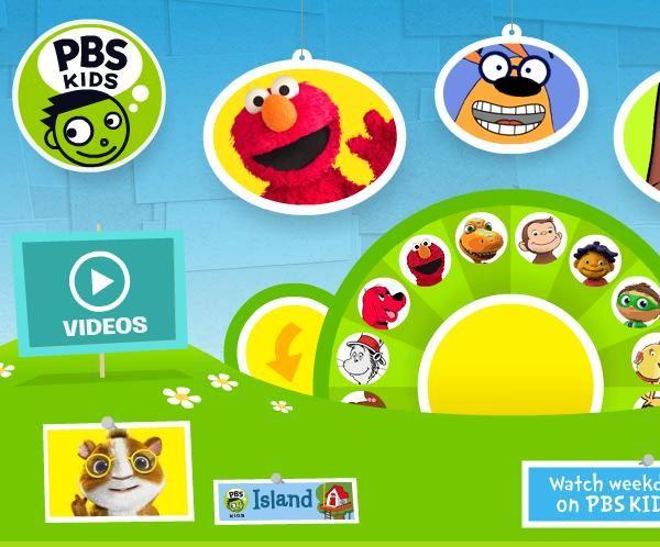 30 Beautiful Websites Designed For Kids Pbs Kids Beautiful Websites Kids