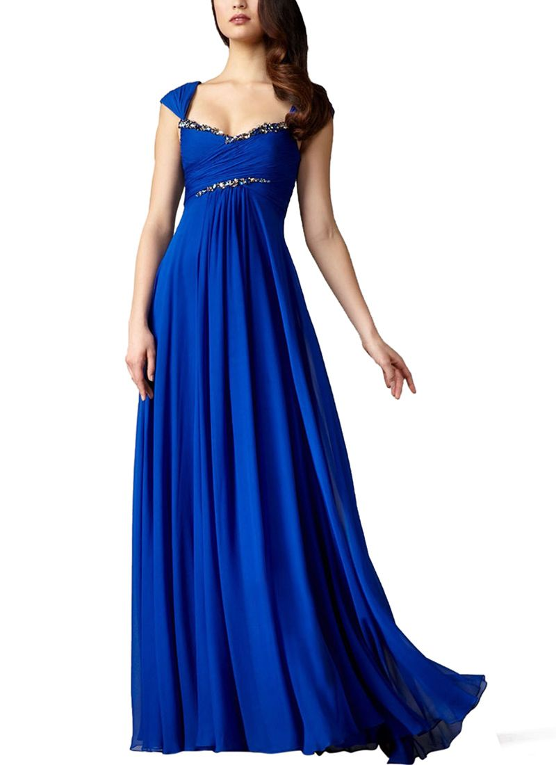 Heavenly Blue Gown